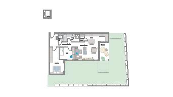 Leinfelden-Echterdingen 3 1/2 Zimmer S7-02