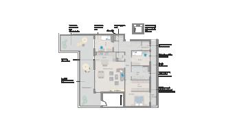 Leinfelden-Echterdingen 4 1/2 Zimmer S7- 15