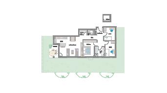 Murr 4 1/2 Zimmer E7-1F