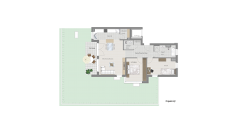Sachsenheim 3 1/2 Zimmer Q7-01