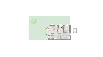 Sachsenheim 3 1/2 Zimmer H8 - 4B