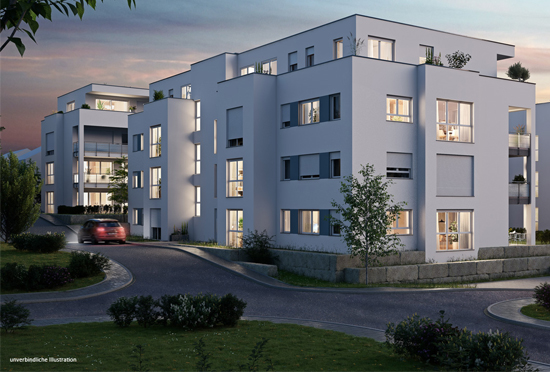 Steinheim, Hegelstraße/Hölderlinstraße