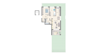 Leonberg 3 1/2 Zimmer A9-1A
