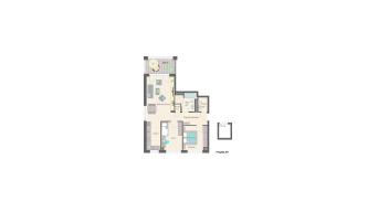 Leonberg 3 1/2 Zimmer A9-4D
