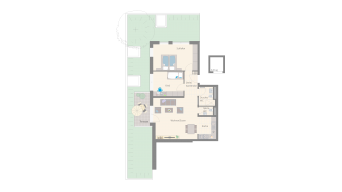 Leonberg 3 1/2 Zimmer B9 - 2A