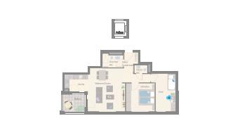 Leonberg 3 1/2 Zimmer D9-5F