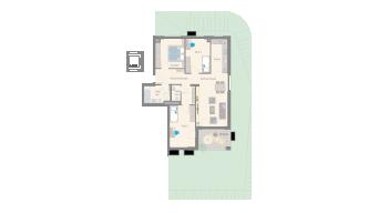 Leonberg 4 1/2 Zimmer D9-1E