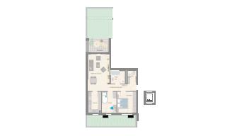 Leonberg 3 1/2 Zimmer D9-1A