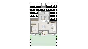 Sachsenheim 2 1/2 Zimmer H8 - 2D