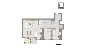 Sachsenheim 3 1/2 Zimmer H8-7B