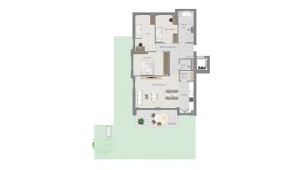 Sachsenheim 4 1/2 Zimmer G8-02