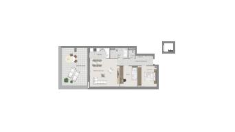 Leonberg 3 1/2 Zimmer C9-11A