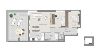Leonberg 3 1/2 Zimmer C9-12B