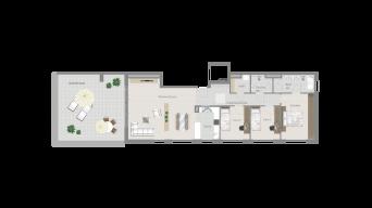 Leonberg 4 1/2 Zimmer C9-15A