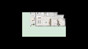 Leonberg 3 1/2 Zimmer C9 - 1A