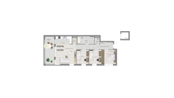 Leonberg 4 1/2 Zimmer C9-3B