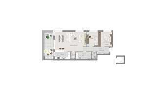 Leonberg 3 1/2 Zimmer C9-8B