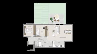 Leonberg 3 1/2 Zimmer C9-5B