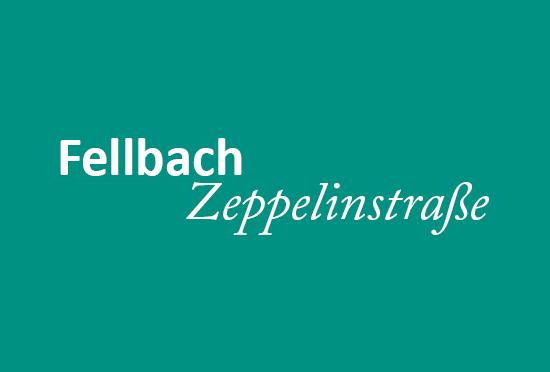 Fellbach, Zeppelinstraße