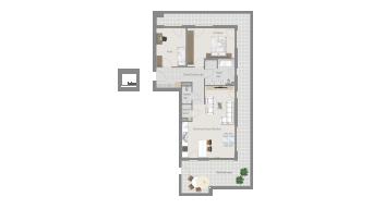 Löchgau 3 1/2 Zimmer Z8 - 11C