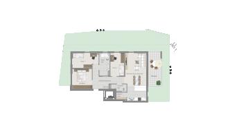 Stammheim 4 1/2 Zimmer T6-1B