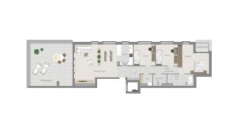 Leonberg 4 1/2 Zimmer C9-16B