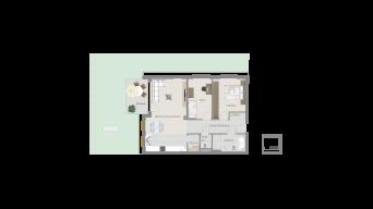 Sachsenheim 3 1/2 Zimmer M8-W04