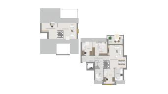 Neckarweihingen 5 1/2 Zimmer V6-6B