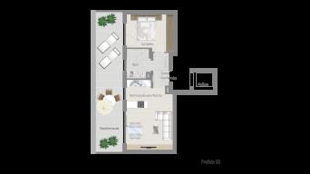Erligheim 2 1/2 Zimmer E9 – 10D