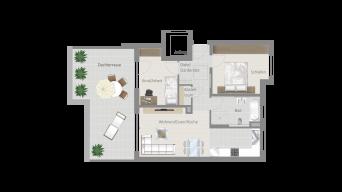 Erligheim 3 1/2 Zimmer E9 – 7A PH