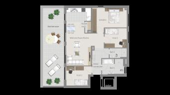 Erligheim 4 1/2 Zimmer E9 - 8C