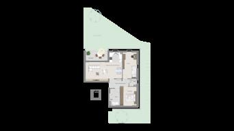 LB-Poppenweiler 3 1/2 Zimmer O8 – 2B