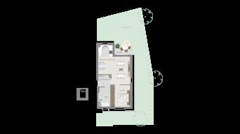 LB-Poppenweiler 2 1/2 Zimmer O8 – 3A