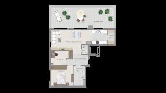 Fellbach 3 1/2 Zimmer V8 – 11B