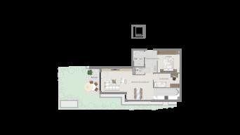 Erligheim 3 1/2 Zimmer E9 – 1B