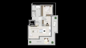 Korntal 3 1/2 Zimmer R7 – 10A