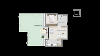 Erligheim 2 1/2 Zimmer E9 – 2D