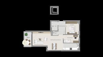 Erligheim 3 1/2 Zimmer E9 – 4B