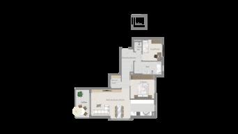 Erligheim 3 1/2 Zimmer E9 – 5D