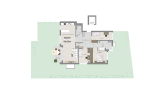 Fellbach 4 1/2 Zimmer V8 – 1D