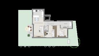 Fellbach 3 1/2 Zimmer V8 – 1C